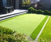Putting Green in achtertuin