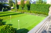 Golf Putting Green in de tuin in Loosdrecht