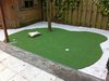 Putting green in de tuin Eemnes | Easylawn